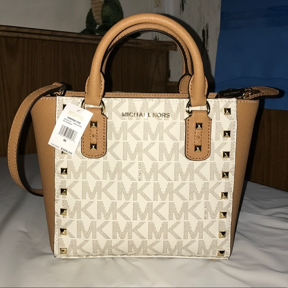 e9dafe37e8dc3d MICHAEL Michael Kors Bags | Price Firm Nwt Authentic Mk Crossbody ...
